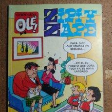 Tebeos: COMIC DE OLE ZIPI Y ZAPE Y CARPANTA DEL AÑO 1988 Nº 336 - Z.45. Lote 253214715