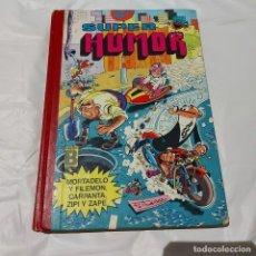 Tebeos: SUPER HUMOR VOLUMEN 22 ENERO 1989 EDICIONES B. Lote 253214950