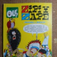 Tebeos: COMIC DE OLE ZIPI Y ZAPE EN TRAVESURAS A MANSALVA DEL AÑO 1991 Nº 26 - Z.28. Lote 253215905