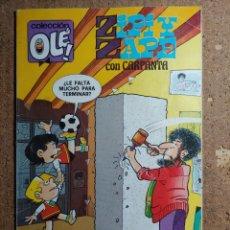 Tebeos: COMIC DE OLE ZIPI Y ZAPE CON CARPANTA DEL AÑO 1989 Nº 196 - Z.64. Lote 253216255