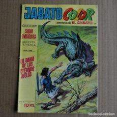 Tebeos: JABATO COLOR, Nº 192. BRUGUERA. LITERACOMIC.. Lote 253224085