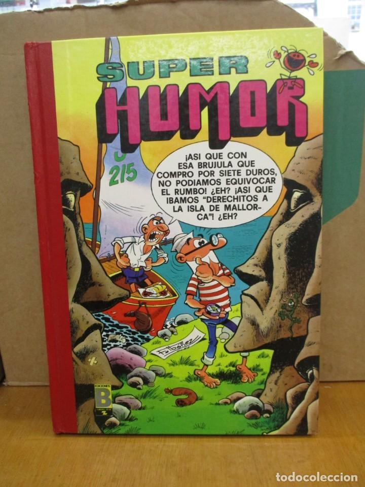SUPER HUMOR - NUMERO 54 - 1ª EDICION 1988 - CLASICO BRUGUERA / ANTES MAGOS DEL HUMOR (Tebeos y Comics - Bruguera - Super Humor)