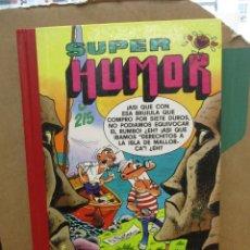 Tebeos: SUPER HUMOR - NUMERO 54 - 1ª EDICION 1988 - CLASICO BRUGUERA / ANTES MAGOS DEL HUMOR. Lote 253242820
