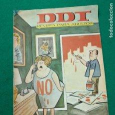 Tebeos: DDT, Nº 706. REVISTA PARA ADULTOS. 23 NOVIEMBRE 1964. BRUGUERA. Lote 253301725