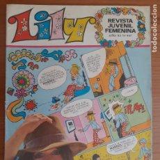 Tebeos: REVISTA LILY Nº 467. BRUGUERA 1970. BUEN ESTADO. Lote 253549375