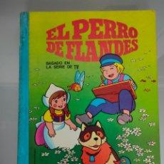 Tebeos: EL PERRO DE FLANDES 1978 BRUGUERA VOL. 1 TIPO SUPER HUMOR COMPLETO. Lote 253626295