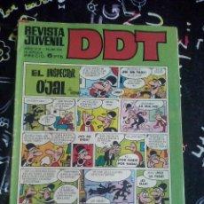 Tebeos: BRUGUERA - DDT REVISTA JUVENIL NUM. 225 ( 6 PTS.) .. Lote 253636755