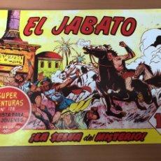 Tebeos: EL JABATO 128. Lote 253656305