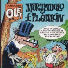 Tebeos: MORTADELO Y FILEMÓN - COLECCIÓN OLÉ 222 - EDITORIAL BRUGUERA 1991. Lote 253667955