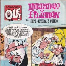 Tebeos: MORTADELO Y FILEMÓN - COLECCIÓN OLÉ 245 M 38 - EDITORIAL BRUGUERA 1989. Lote 253668155
