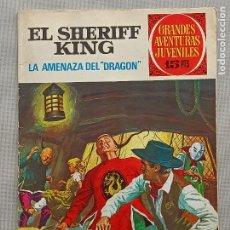 Tebeos: EL SHERIFF KING EDT. BRUGUERA N°4. Lote 253670935