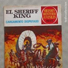 Tebeos: EL SHERIFF KING EDT. BRUGUERA N°8. Lote 253671115