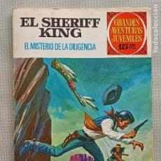 Tebeos: EL SHERIFF KING EDT. BRUGUERA N°42. Lote 253671285