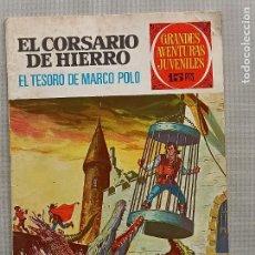 Tebeos: EL CORSARIO DE HIERRO EDT. BRUGUERA N°11. Lote 253671790
