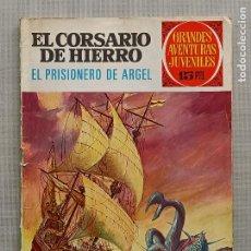 Tebeos: EL CORSARIO DE HIERRO EDT. BRUGUERA N°19. Lote 253672535