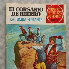 Tebeos: EL CORSARIO DE HIERRO EDT. BRUGUERA N°49. Lote 253672730