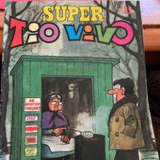 Tebeos: SUPER TIO VIVO. NÚM 135. EDICIÓN 1983. BRUGUERA. Lote 253693380