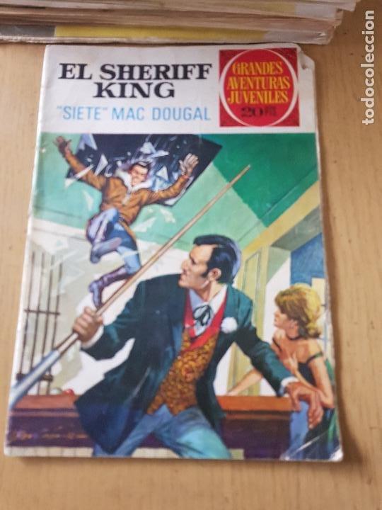Nº22 SIETE MAC DOUGAL (Tebeos y Comics - Bruguera - Sheriff King)