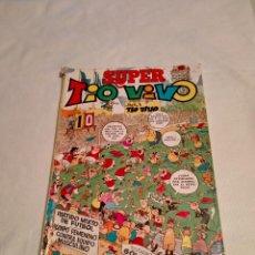 Tebeos: SUPER TÍO VIVO NÚMERO 7 EDITORIAL BRUGUERA AÑO 1972. Lote 253732180
