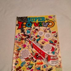 Tebeos: SUPER TÍO VIVO NÚMERO 15 EDITORIAL BRUGUERA AÑO 1973. Lote 253733105
