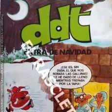 Tebeos: ANTIGÜO COMIC DDT - EXTRA DE NAVIDAD. Lote 253871415
