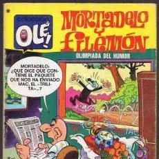 Tebeos: MORTADELO Y FILEMÓN ¨OLIMPIADA DEL HUMOR¨ Nº 94. Lote 253882730