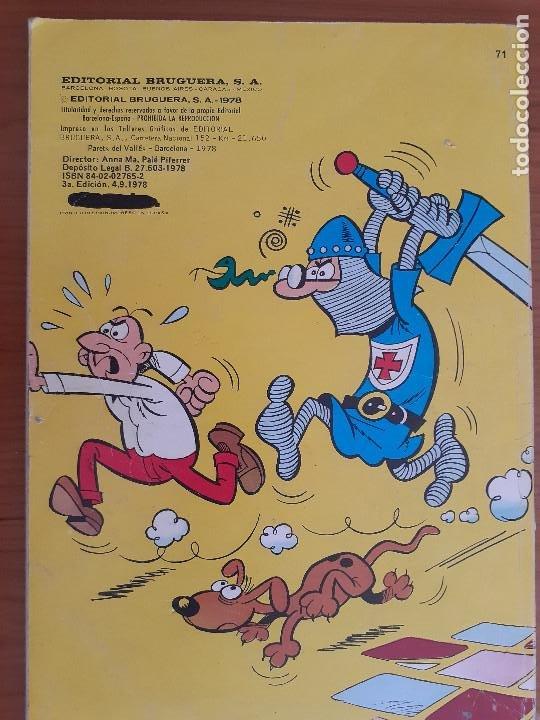 Tebeos: Olé Nº 71. Mortadelo y Filemón. Tras la pista del ladrón. Bruguera 1978 - Foto 3 - 253883635