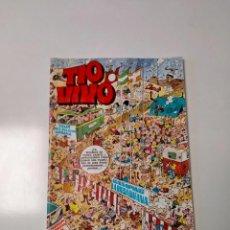 Tebeos: TÍO VIVO EXTRA DE PRIMAVERA EDITORIAL BRUGUERA AÑO 1972. Lote 253887395