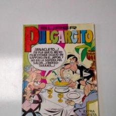 Tebeos: SUPER PULGARCITO EDITORIAL BRUGUERA AÑO 1972. Lote 253892120