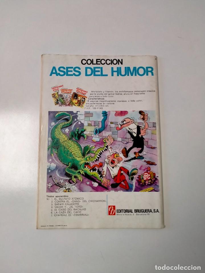 Tebeos: Super Pulgarcito Editorial Bruguera Año 1971 - Foto 2 - 253899425