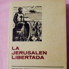 Tebeos: LA JERUSALEN LIBERTADA+CORAZÓN EDMUNDO D,AMICIS 67SIN OJEAR. Lote 254074105