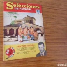 Tebeos: SELECCIONES DE HUMOR DE EL DDT Nº 125 EDITA BRUGUERA. Lote 254127940