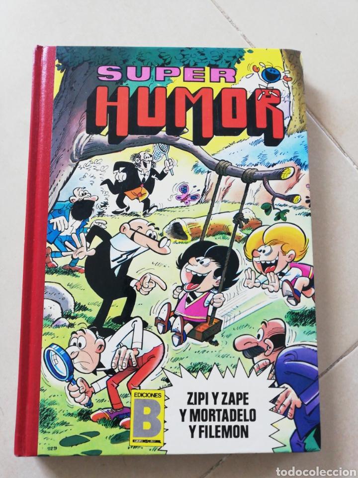 SUPER HUMOR N°20 EDICIONES B GRUPO Z (Tebeos y Comics - Bruguera - Super Humor)