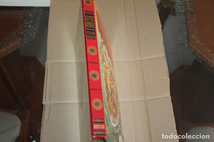 Tebeos: SUPER HUMOR VOLUMEN XXXII, EDITORIAL BRUGUERA - Foto 2 - 254207950