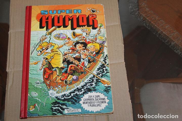 SUPER HUMOR VOLUMEN XXXII, EDITORIAL BRUGUERA (Tebeos y Comics - Bruguera - Super Humor)