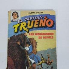 Tebeos: CAPITAN TRUENO Y LOS NORMANDOS DE OSFOLD. Lote 254310090
