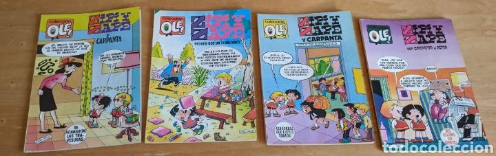 Tebeos: Lote 4 números Zipi y Zape Colección Olé 157 172 189 230 - Foto 3 - 254336135