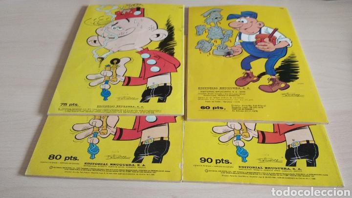 Tebeos: El botones Sacaron Colección Olé 62 84 122 132 - Foto 2 - 254336415
