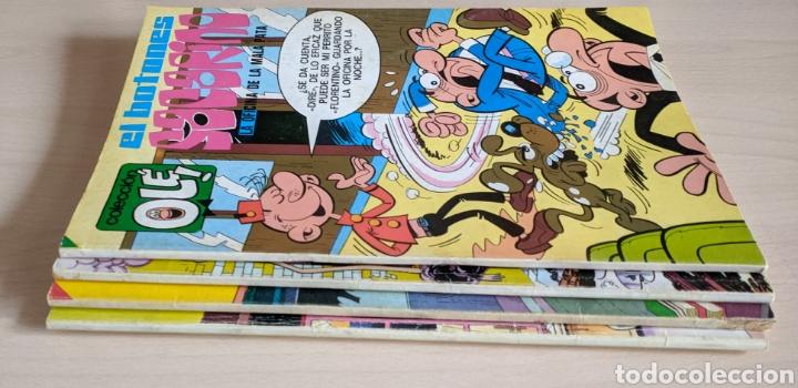 Tebeos: El botones Sacaron Colección Olé 62 84 122 132 - Foto 4 - 254336415