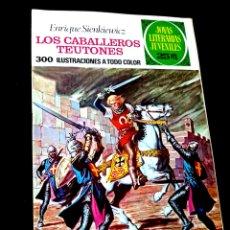 Tebeos: EXCELENTE ESTADO JOYAS LITERARIAS JUVENILES 63 COMICS BRUGUERA. Lote 254342605