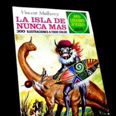 Tebeos: EXCELENTE ESTADO JOYAS LITERARIAS JUVENILES 59 COMICS BRUGUERA. Lote 254343940