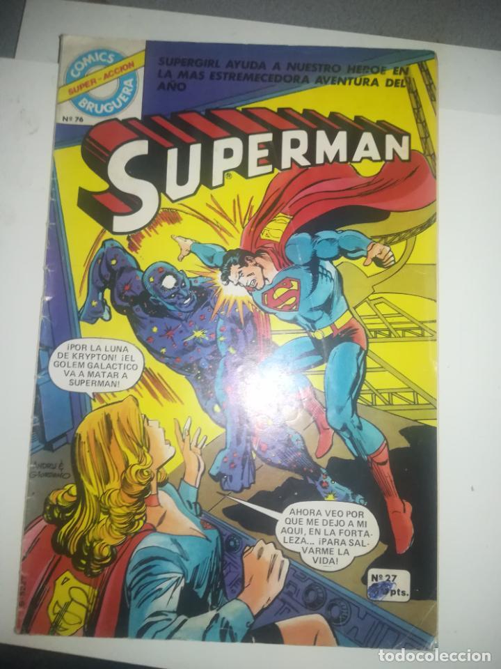 SUPERMAN #27 (Tebeos y Comics - Bruguera - Otros)