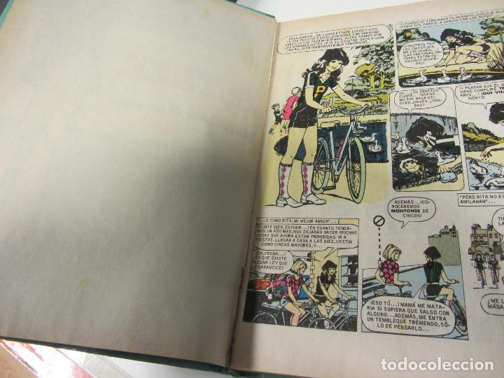 Tebeos: ESTHER Y SU MUNDO. Nº 1. 2ªEDICIÓN 1981. EDITORIAL BRUGUERA. TAPAS DURAS. FAMOSAS NOVELAS SERIE AZUL - Foto 4 - 135315374