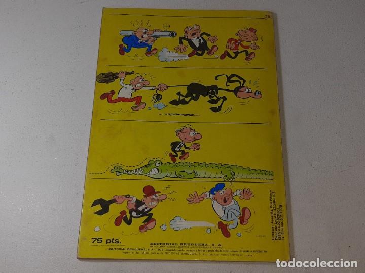 Tebeos: COLECCION OLE : ROMPETECHOS Nº 55 - UN TIPO DESPISTADILLO - 3ª EDICION AÑO 1979 EDITORIAL BRUGUERA - Foto 7 - 254393350