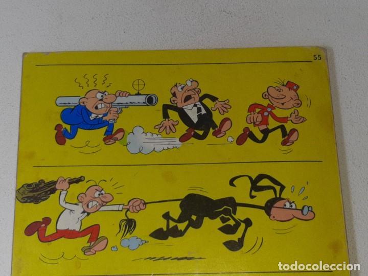 Tebeos: COLECCION OLE : ROMPETECHOS Nº 55 - UN TIPO DESPISTADILLO - 3ª EDICION AÑO 1979 EDITORIAL BRUGUERA - Foto 8 - 254393350