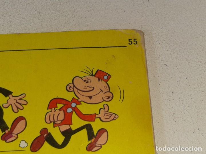 Tebeos: COLECCION OLE : ROMPETECHOS Nº 55 - UN TIPO DESPISTADILLO - 3ª EDICION AÑO 1979 EDITORIAL BRUGUERA - Foto 9 - 254393350