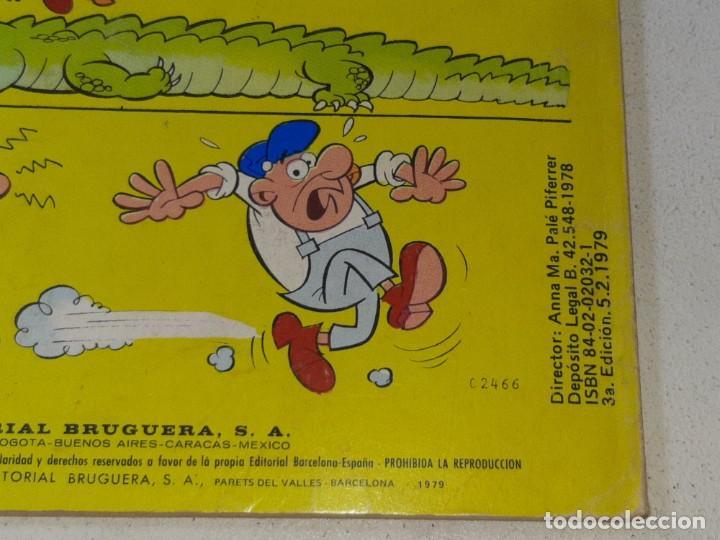 Tebeos: COLECCION OLE : ROMPETECHOS Nº 55 - UN TIPO DESPISTADILLO - 3ª EDICION AÑO 1979 EDITORIAL BRUGUERA - Foto 10 - 254393350