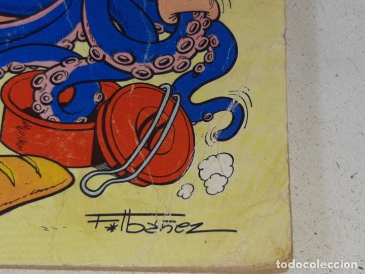 Tebeos: COLECCION OLE : PEPE GOTERA Y OTILIO Nº 1 LOMO CHAPUZAS A DOMICILIO 3ª EDICION AÑO 1977 ED. BRUGUERA - Foto 5 - 254395255