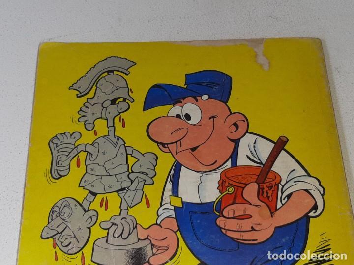 Tebeos: COLECCION OLE : PEPE GOTERA Y OTILIO Nº 1 LOMO CHAPUZAS A DOMICILIO 3ª EDICION AÑO 1977 ED. BRUGUERA - Foto 13 - 254395255
