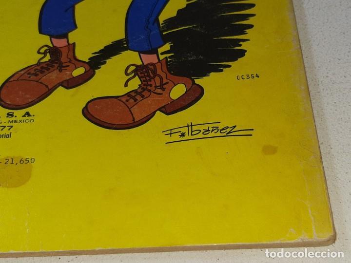 Tebeos: COLECCION OLE : PEPE GOTERA Y OTILIO Nº 1 LOMO CHAPUZAS A DOMICILIO 3ª EDICION AÑO 1977 ED. BRUGUERA - Foto 16 - 254395255